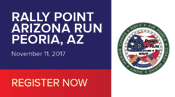Rally Point Arizona Run